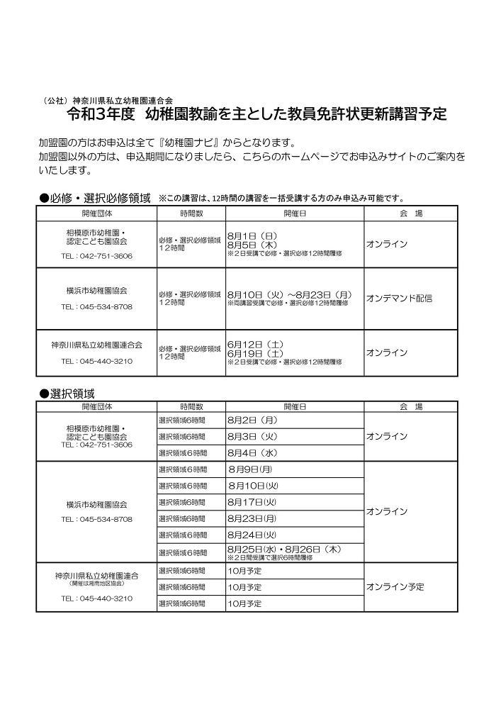 更新 神奈川 免許 神奈川警察署管内の免許更新
